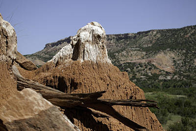 Photograph - Rock Formations by Scott Sanders