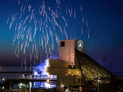 Photograph - Rock Hall Celebration by Dale Kincaid