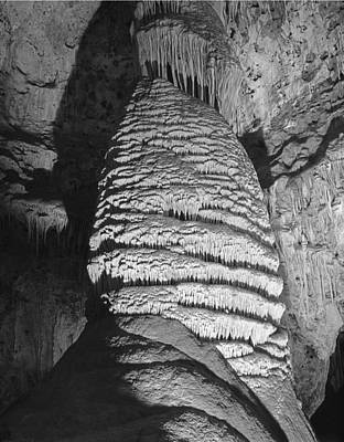 Photograph - 214919-bw-rock Of Ages  by Ed  Cooper Photography