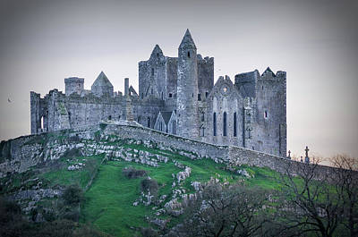 Photograph - Rock Of Cashel 2017  by Joe Ormonde