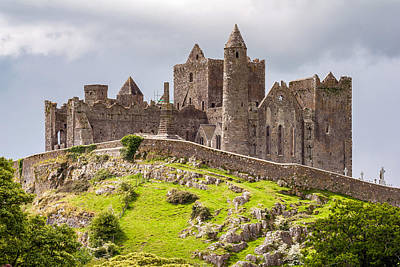 Photograph - Rock Of Cashel by Pierre Leclerc Photography