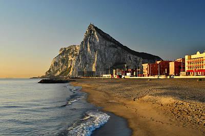 Photograph - Rock Of Gibraltar by Marek Stepan