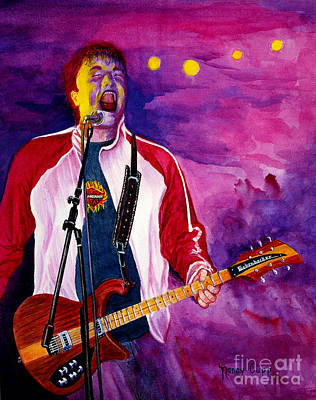 Rock On Tom Art Print