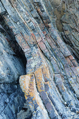 Photograph - Rock Outcrop Bb5 by Werner Padarin