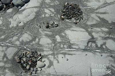 Photograph - Rock Patterns  by Alana Ranney