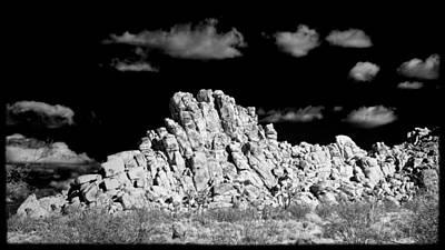 Rock Pile #2 Art Print