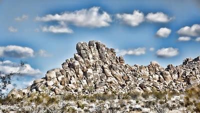 Rock Pile #4 Art Print