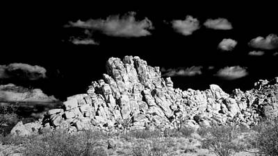 Rock Pile  Art Print