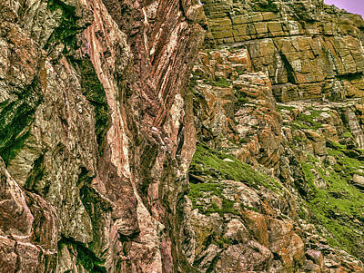 Photograph - Rock Side. by Leif Sohlman