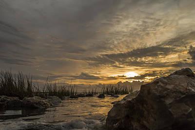 Photograph - Rock The Sunrise by Leticia Latocki