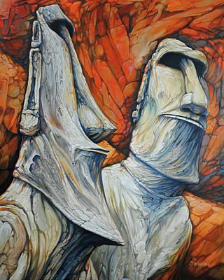 Rockbound Original by Chris Steinken