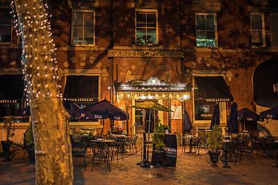 Photograph - Rockafellas Night Club Salem Massachusetts by Toby McGuire