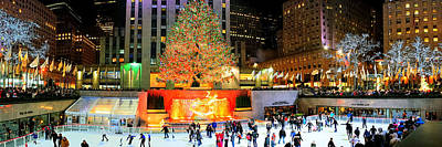 Photograph - Rockefeller Center 747 by Jeff Stallard