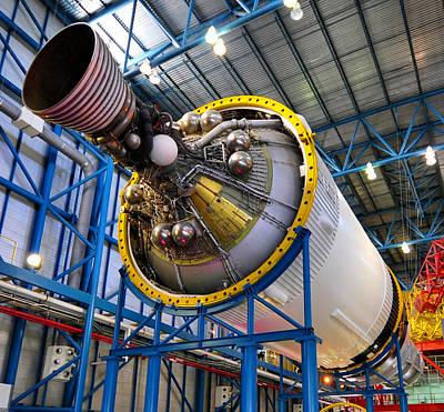 Photograph - Rocket Engine 2 by David Lee Thompson