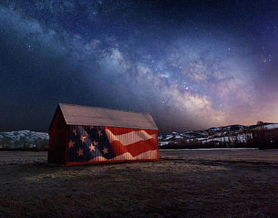 Photograph - Proof Through The Night by Ryan Moyer
