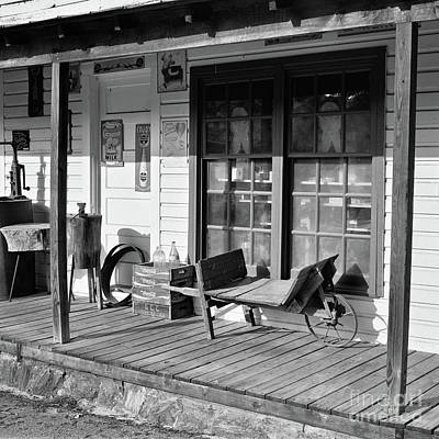 Photograph - Rockford General Store 1 by Patrick M Lynch
