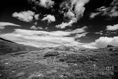 Photograph - Rockies - 1 by David Bearden
