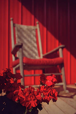 Photograph - Rockin' Red by Jessica Brawley