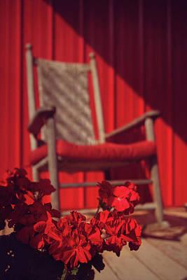 Photograph - Rockin' Red by Jessica Brawley