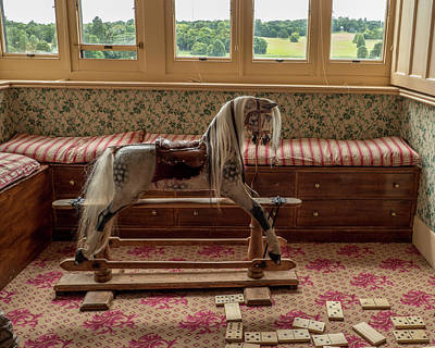 Photograph - Rocking Horse by Jean Noren