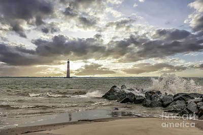 Photograph - Rocking The Atlantic Ocean by Dale Powell