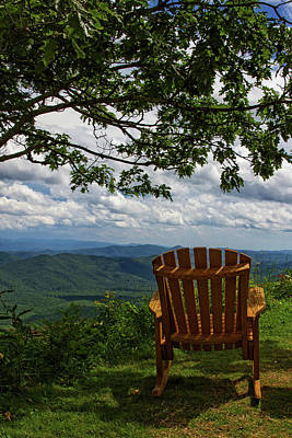 Photograph - Rocking The Smokies by John Haldane