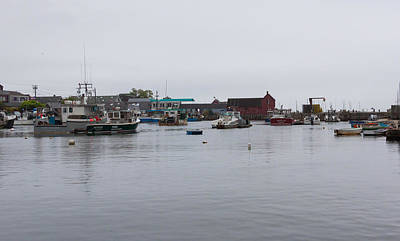 Photograph - Rockport Massachusetts by Brian MacLean