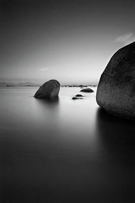 Photograph - Rocks , Study I by Bruno Amaral