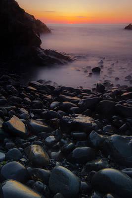 Rocks 2 Art Print by William Sanger