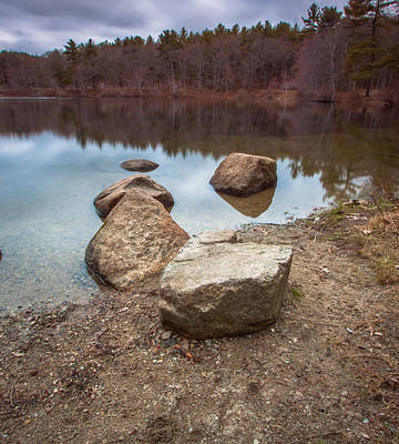 Photograph - Rocks by Brian MacLean