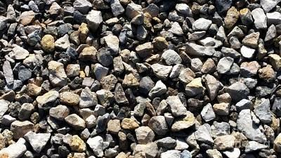 Photograph - Rocks  by Jennifer E Doll