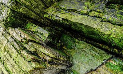 Photograph - Rocks Of Maghera Beach Ireland #13 by Lexa Harpell