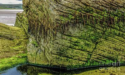 Photograph - Rocks Of Maghera Beach Ireland #14 by Lexa Harpell