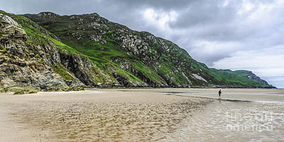 Photograph - Rocks Of Maghera Beach Ireland #16 by Lexa Harpell