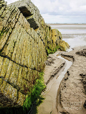 Photograph - Rocks Of Maghera Beach Ireland #6 by Lexa Harpell