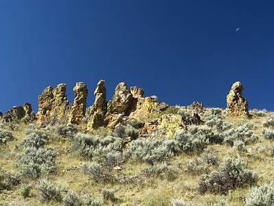 Photograph - Rocks by Sara Stevenson