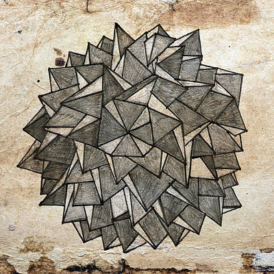 Digital Art - Rocks by Sumit Mehndiratta