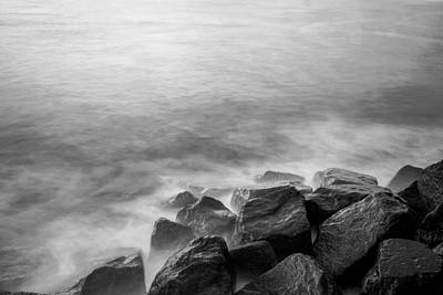 Photograph - Rocks To The Ocean by Will Gudgeon