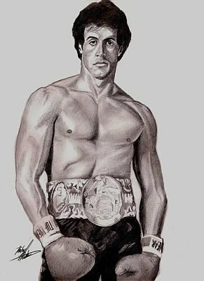Rocky 3 Original by Michael Mestas