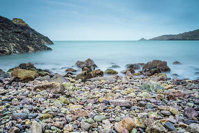 Photograph - Rocky Beach by James Billings