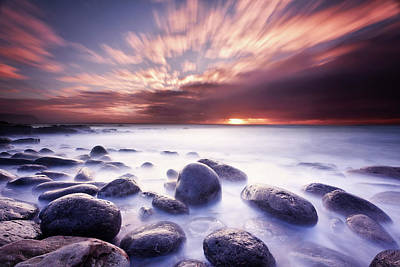 Photograph - Rocky Beach by Jorge Maia