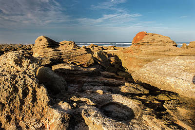 Photograph - Rocky Beach by Tammy Ray