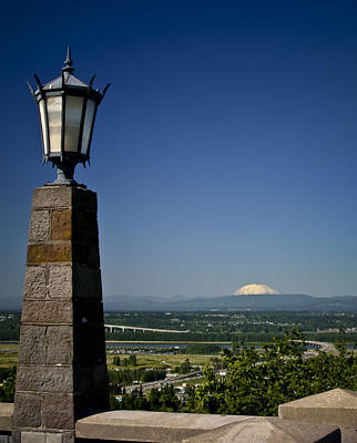 Photograph - Rocky Butte 2 by Albert Seger