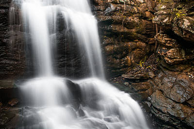 Photograph - Rocky Cascade by Shelby  Young