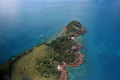 Photograph - Rocky Coves And Endless Secluded Beaches In The Whitsundays by Keiran Lusk