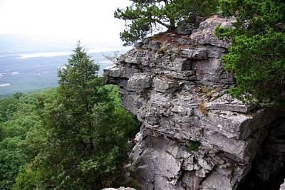 Wall Art - Photograph - Rocky Crag by Daniel Kleefeld