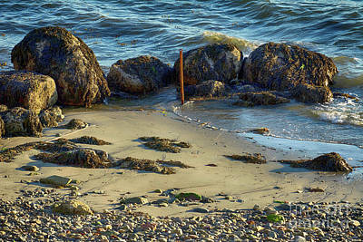 Photograph - Rocky Formation by Ruth H Curtis