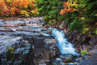 Photograph - Rocky Gorge - Horizontal by Kim Carpentier