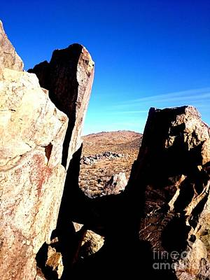 Photograph - Rocky Hike  by Guy Hoffman
