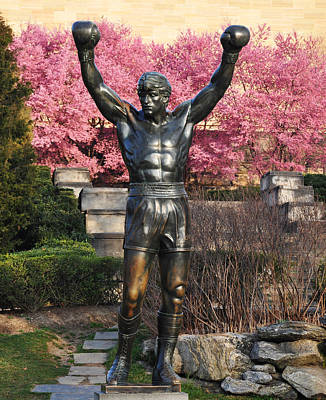 Boxer Digital Art - Rocky In Spring by Bill Cannon